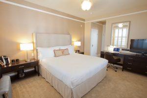 Cardinal Hotel Deluxe type guest room